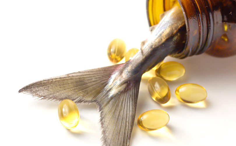 excess fish oil