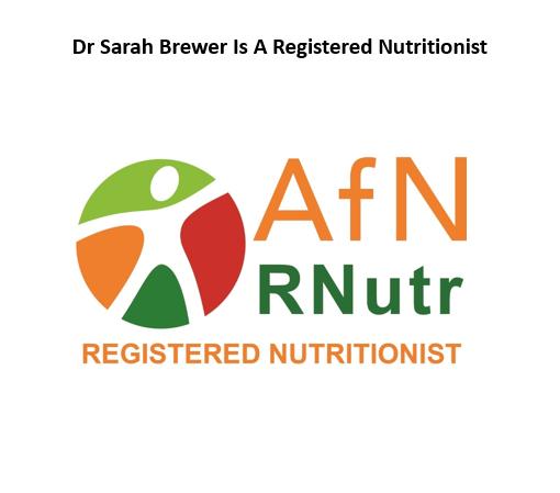Aft Registered Nutritionist